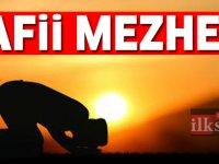 Şafii Mezhebi - Şafii Mezhebi'nin kurucusu kimdir? Amelde Mezhepler..