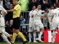 Real Madrid yarışa yeniden dahil oldu