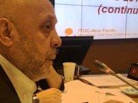 Hak-İş Başkanı Arslan: Kenetlenmeliyiz
