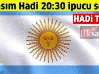 15 Kasım HADİ 20:30 ipucu: River Plate Boca Juniors maçı hangi ülkede oynanıyor?