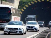 Bolu Dağı Tüneli Ankara yönü 20 gün kapanacak