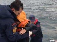 Göçmenlerin tamamı kurtarıldı