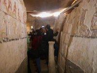 Mısır'da hamile kadına ait 3700 yıllık mezar bulundu
