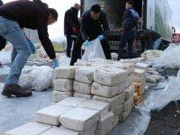 1 ton 271 kilogram eroin ele geçirildi