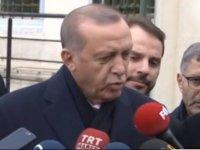 Erdoğan'dan kritik açıklama: 7 Düvel Ülkemize saldırıyor