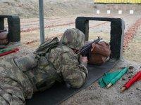 Bedelli askerlerin eğitim görüntüleri