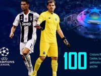 'Devler Ligi'nde Ronaldo ve Casillas'tan rekor