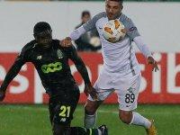 Akhisarspor Avrupa defterini 1 puanla kapattı