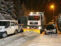 Keçiören Belediyesi: Kar ve buza karşı bizi arayın