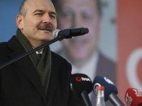 İçişleri Bakanı Soylu: Dağlarda toplam 700 terörist kaldı