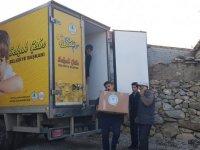 Pursaklar'dan Yozgat'a yardım eli