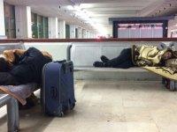 AŞTİ, evsizlerin meskeni oldu
