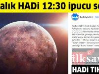 18 Aralık HADİ 12:30 ipucu: Sinan Krateri ile Rumi Krateri nerededir, hangi gezegendedir?