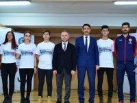 Ertürk: 'Gelecek Sporla Gelecek'
