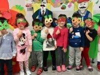 Yenimahalleli minikler Yerli Malı Haftasını kutladı