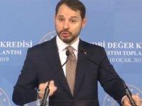 Hazine ve Maliye Bakanı Berat Albayrak: Düşüş devam edecek