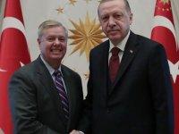 Erdoğan ABD'li senatör Graham'ı kabul etti