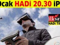 18 Ocak HADİ 20.30 ipucu: Drone yarışlarında FPV kısaltması ne için kullanılır?
