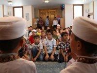 Çocukları camiye teşvik için kampanya