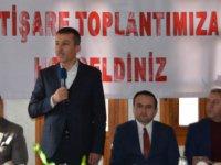 Asım Balcı: Hıdırlıktepe'ye Ankara evleri yapacağız