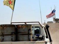 Suriye'de ABD-YPG/PKK'ya saldırı