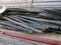 Mamak Kıbrıs Mahallesinde telefon ve internet kabloları çalındı