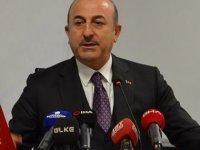 Çavuşoğlu'dan kritik görüşme