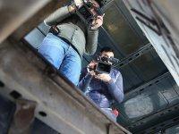 Adana'da film gibi hırsızlık yapıldı