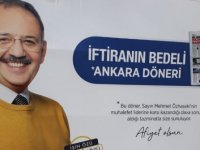 Özhaseki, Kılıçdaroğlu'ndan kazandığı tazminatla döner dağıttı