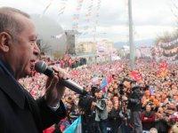 'Kimsenin milletimize karamsarlık aşılamasına izin vermeyeceğiz'