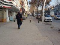 Kızlarpınarı Caddesine sarı şeritli yol talebi