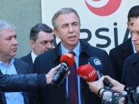 Mansur Yavaş'tan OSTİM'lilere üretim sözü