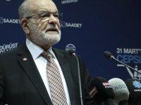 Karamollaoğlu'ndan 'İdris Naim Şahin' açıklaması
