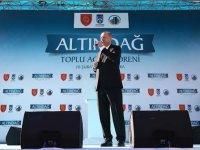 Erdoğan: Doğu Akdeniz'de petrol aramalarını durdurmayacağız