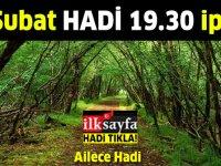 20 Şubat Ailece Hadi ipucu: Türkiye Çöl Olmasın sloganı hangi vakıfa aittir? 19.30 Hadi ipucu cevabı