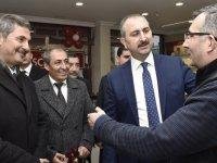 Adalet Bakanı Gül'den Mamak turu