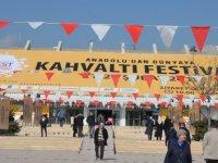 AKM'de düzenlenen Kahvaltı Festivali yarın akşam sona erecek