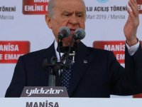 Bahçeli: Kılıçdaroğlu, milliyetçiliği bilmiyor, çünkü milliyetçi değil