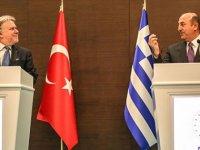 Çavuşoğlu'ndan Yunan mevkidaşına FATÖ ayarı