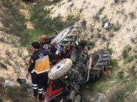 Mucize kurtuluş! Kullandığı traktörün altında kaldı, 24 saat sonra kurtarıldı