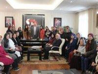 Akgül'e ziyaret