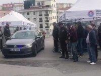 Maltepe birleştirme tutanakları İl Seçim Kurulu'na ulaştı