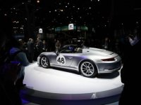 New York Uluslarara 2020 model otomobiller
