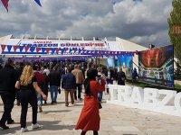 14. Trabzon Tanıtım Günleri'ne yoğun ilgi