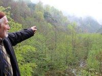 Bal ormanına 'taş ocağı' tepkisi