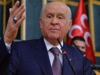 MHP lideri Bahçeli'den Türkiye İttifakı'na itiraz
