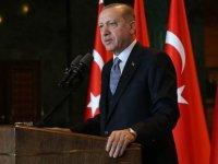 Erdoğan'dan Macron'a sert gönderme: Cezayir'de yaptığınız katliamları biliyorum