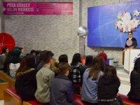 Çocuklardan Bilim Merkezine yoğun ilgi