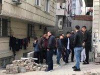 Küçükçekmece'deki korkunç olayda 9 kişi gözaltında: 7'si yabancı uyruklu 2'si Türk