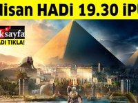 25 Nisan HADİ100 GAMER ipucu: Assassins Creed: Origins oyununun konusu nerede geçiyor? 19.30 ipucu sorusu cevabı